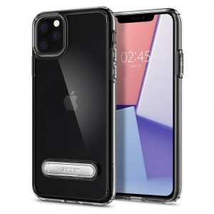 Etui Spigen Ultra Hybrid S Apple iPhone 11 Pro Clear-650859