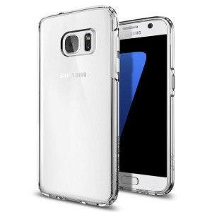 SPIGEN ULTRA HYBRID GALAXY S7 CRYSTAL CLEAR-686627