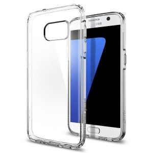 SPIGEN ULTRA HYBRID GALAXY S7 CRYSTAL CLEAR-686628