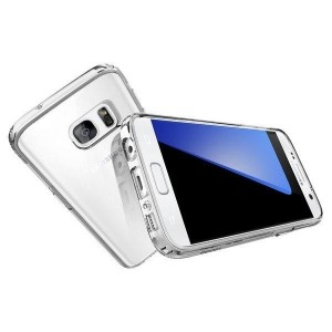 SPIGEN ULTRA HYBRID GALAXY S7 CRYSTAL CLEAR-686629