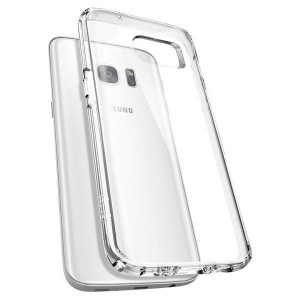 SPIGEN ULTRA HYBRID GALAXY S7 CRYSTAL CLEAR-686630
