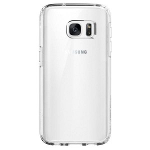 SPIGEN ULTRA HYBRID GALAXY S7 CRYSTAL CLEAR-686632