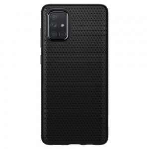 SPIGEN LIQUID AIR GALAXY A51 MATTE BLACK-773056