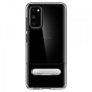 SPIGEN SLIM ARMOR ESSENTIAL S GALAXY S20 CRYSTAL CLEAR-791366