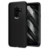 Spigen Liquid Crystal do Samsung Galaxy S9 Plus (czarny)