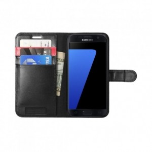 Spigen Wallet S do Samsung Galaxy S7 (czarny)